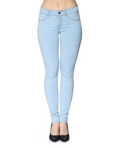 JACQUELINE de YONG 'Skinny Low' jeans Jacqueline de Yong slim fit jeans till dam.