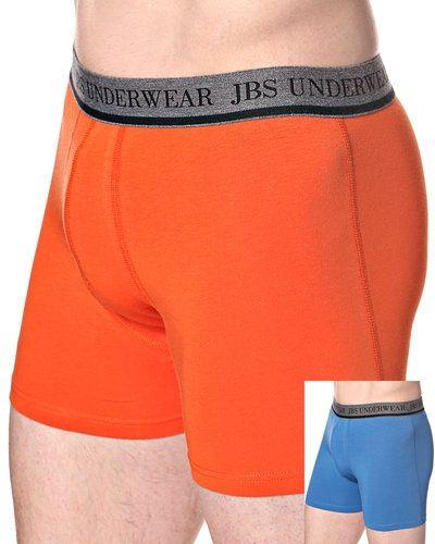 Orange boxerkalsong från JBS till herr.