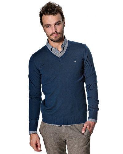J.Lindeberg J.Lindberg 'Lymann' stickad tröja. Huvudbonader håller hög kvalitet.