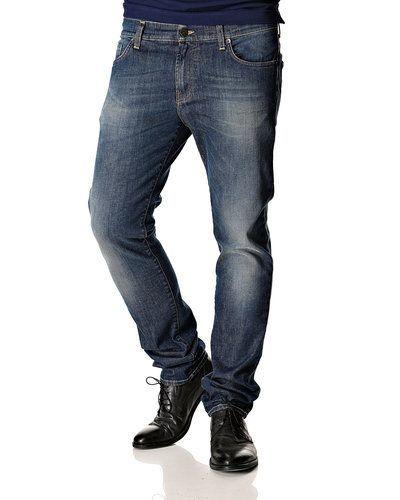 Grå jeans från J.LINDEBERG till herr.