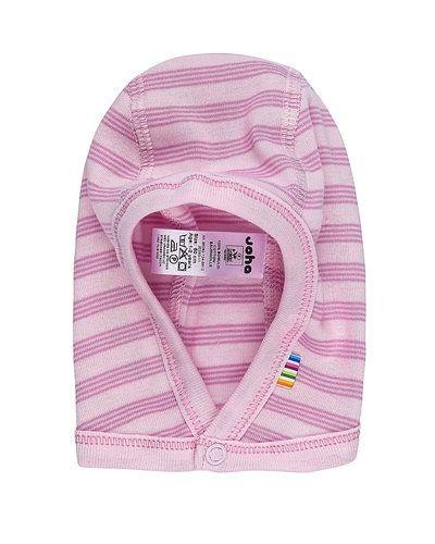 Till dam från Joha, en rosa huvudbonad.