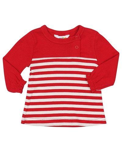 Röd tunika från Joha till tjej.