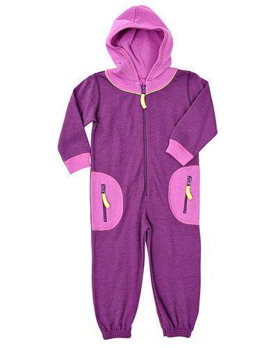 Joha jumpsuit - ull - Joha - Långärmade Träningströjor