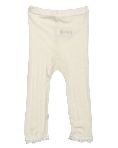 Till barn från Joha, en vit leggings.
