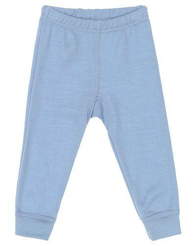 Blå leggings från Joha till kille.