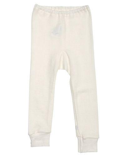 Till unisex/Ospec. från Joha, en vit leggings.