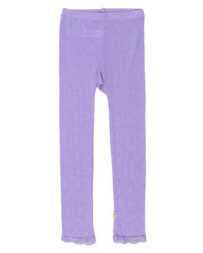 Leggings Joha leggings - ull/silke Leggings från Joha