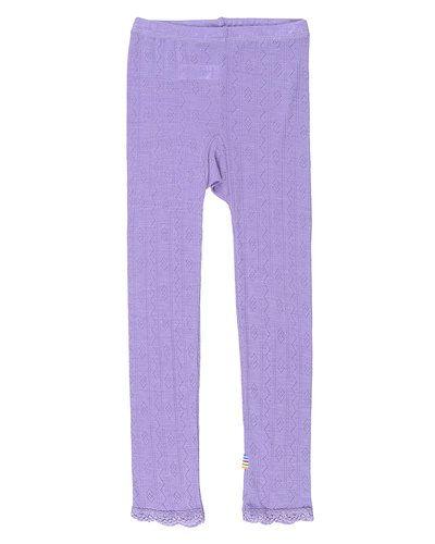 Till unisex/Ospec. från Joha, en lila leggings.