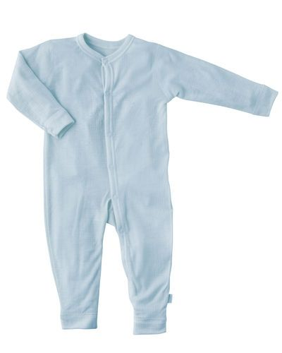 Blå pyjamas från Joha till barn.