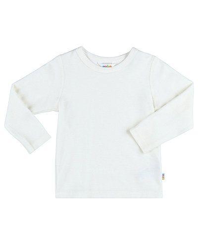 Till barn Unisex/Ospec. från Joha, en vit tröja.
