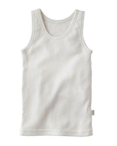 Till barn från Joha, en vit underklädesplagg.