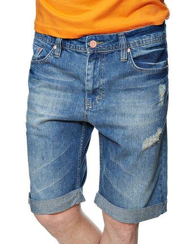 Blå jeansshorts från Just Junkies till killar.