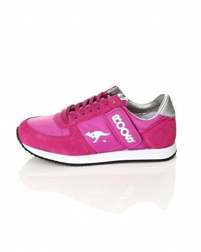 Rosa sneakers från KangaROOS till dam.