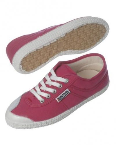 Rosa sneakers från Kawasaki till dam.