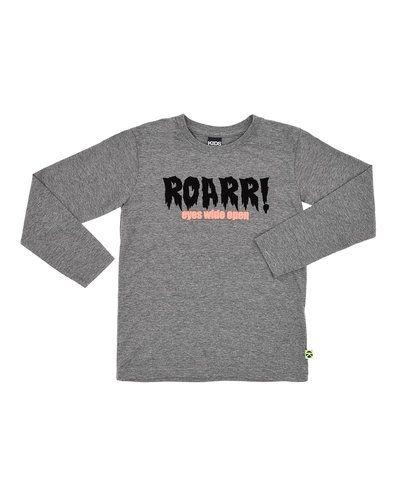 Till kille från Kids-up, en grå tröja.