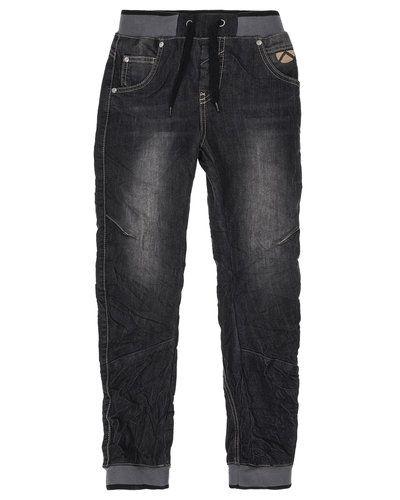 Svart jeans från Kids-up till kille.
