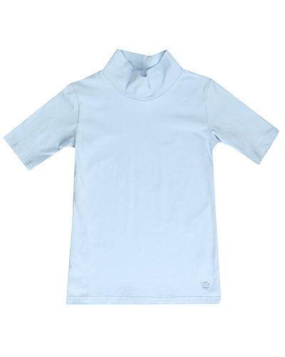 Till tjej från Kids-up, en blå t-shirts.