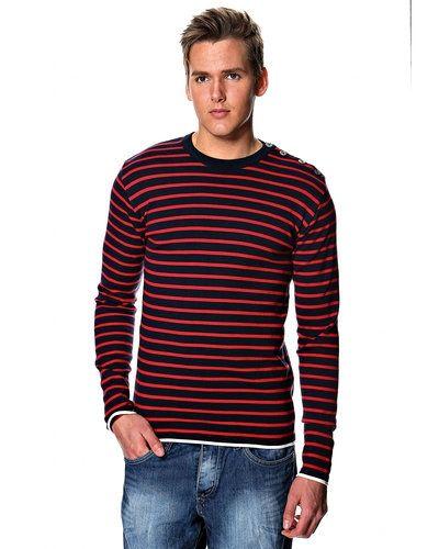 Kronstadt 'Oskar strip' stickad tröja från Kronstadt, Mössor