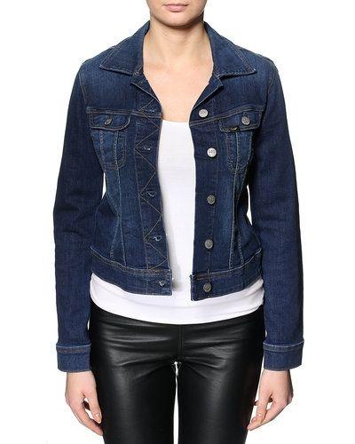 Lee jeansjacka till dam.