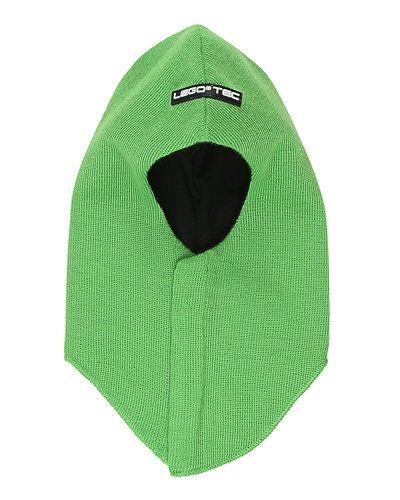 Till unisex/Ospec. från LEGO Wear, en grön huvudbonad.