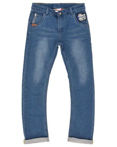 Blå jeans från LEGO Wear till barn.