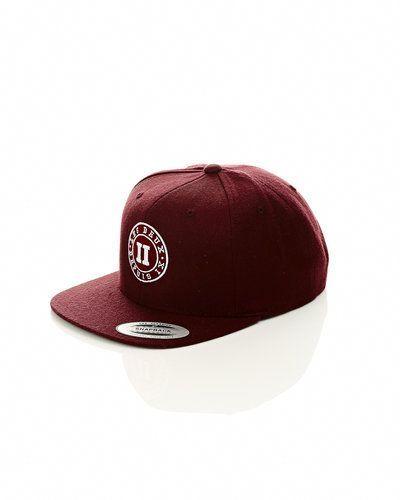 Les Deux Les Deux snapback cap. Huvudbonader håller hög kvalitet.
