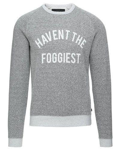 Till killar från Levis, en grå sweatshirts.