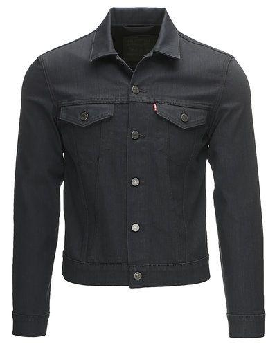 Levi's 'Slim Trucker' denim jacka Levis jeansjacka till herr.