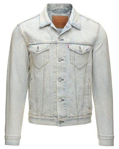 Levi's Trucker denimjacka Levis jeansjacka till herr.
