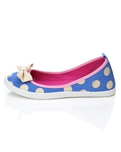 Till dam från Lola Ramona, en flerfärgad sko.