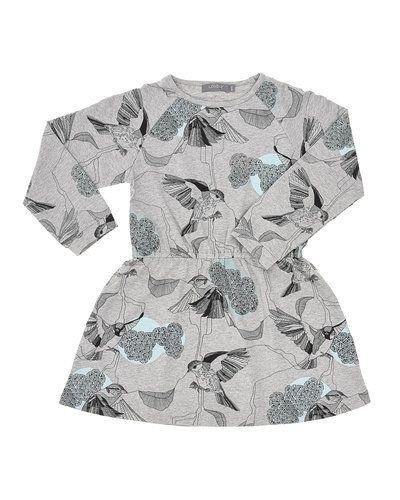 Grå klänning från Loudly till tjej.