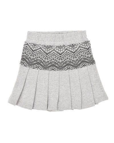 Grå kjol från Loudly till tjej.