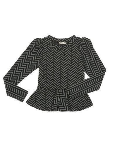 Till tjej från Marmar Copenhagen, en svart tunika.