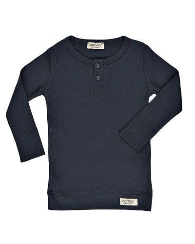 Till barn Unisex/Ospec. från Marmar Copenhagen, en blå tröja.