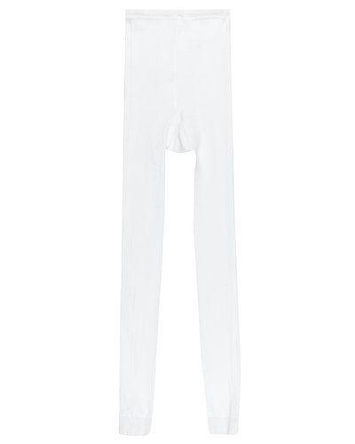 Till unisex/Ospec. från Melton, en vit leggings.