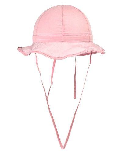 Till dam från Melton, en rosa huvudbonad.