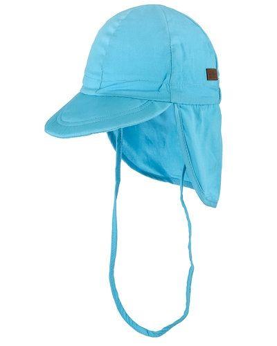 Till unisex/Ospec. från Melton, en blå mössa.