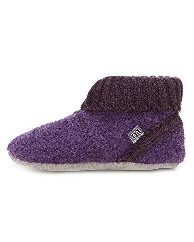 Lila sko från Melton till dam.
