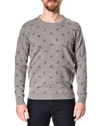 Minimum Minimum 'Maurice' stickad tröja. Huvudbonader håller hög kvalitet.