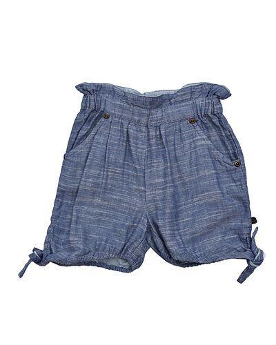 Blå shorts från Minymo till dam.