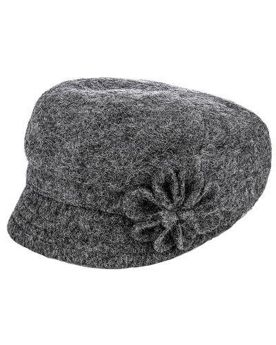 Till dam från MJM, en grå hatt.