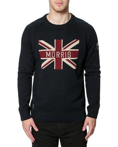 Stickade tröja från Morris till herr.