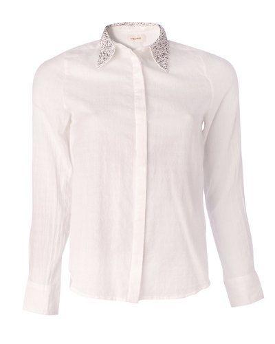 Mos Mosh Mos Mosh: Milky white Medina skjorta