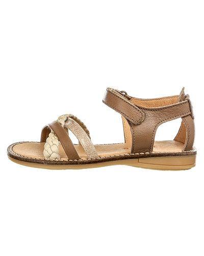 Brun sandal från Move by Melton till tjej.