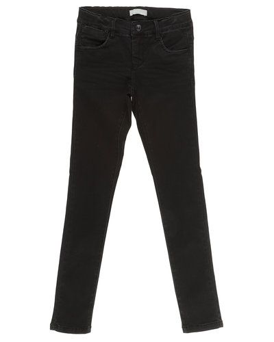 Till barn från Name it, en svart blandade jeans.