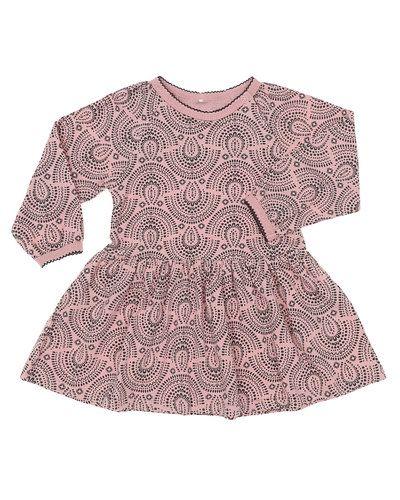 Till flicka från Name it, en rosa klänning.