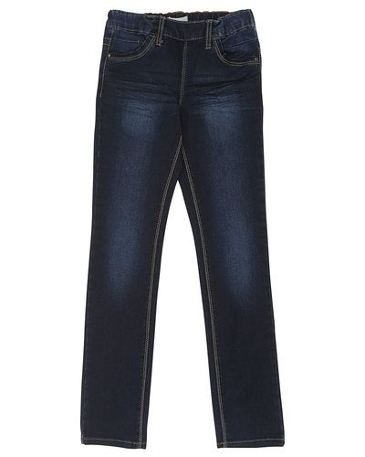 Till tjej från Name it, en blå jeans.
