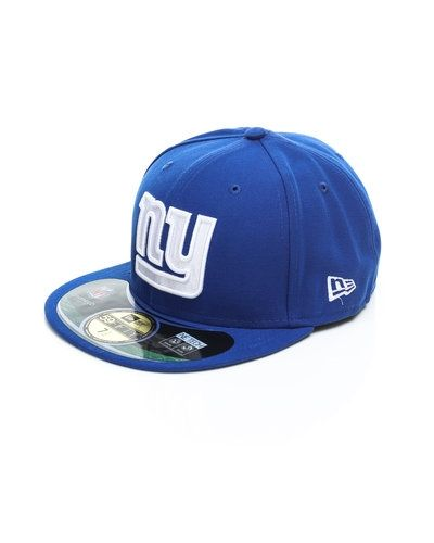 New Era 59Fifty 'New York Giants' platt keps från New Era, Kepsar