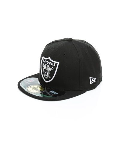 New Era 59Fifty 'Oakland Raiders' keps från New Era, Kepsar