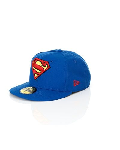 New Era 59Fifty 'Superman' flexfit keps från New Era, Kepsar